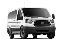 New Ford TRANSIT BUS 18 SEATER in Vaitele